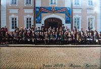 Фото. Встреча участников Великой Отечественной войны из Высокогорского района в Казанском Кремле. 2010