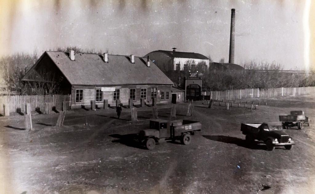 Фото из альбома «Алексеевский молочно-консервный завод 1934-1951 гг.» ©Tatfrontu.ru Photo Archive