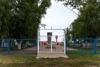 Кладбище. с.Чепчуги. Высокогорский муниципальный район РТ. 2014