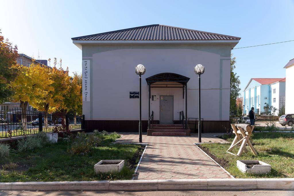 Фасад здания МБУК «Лениногорский краеведческий музей» ©Tatfrontu.ru Photo Archive