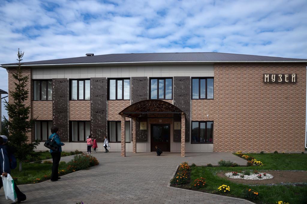 Фото №32552. Здание Муслюмовского краеведческого музея. 2014