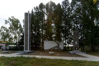 Памятник участникам Великой Отечественной войны 1941-1945 гг. пгт.Рыбная Слобода. 2014