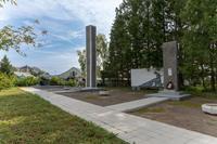Памятник участникам Великой Отечественной войны 1941-1945 гг. пгт.Рыбная Слобода. 2014 удалить