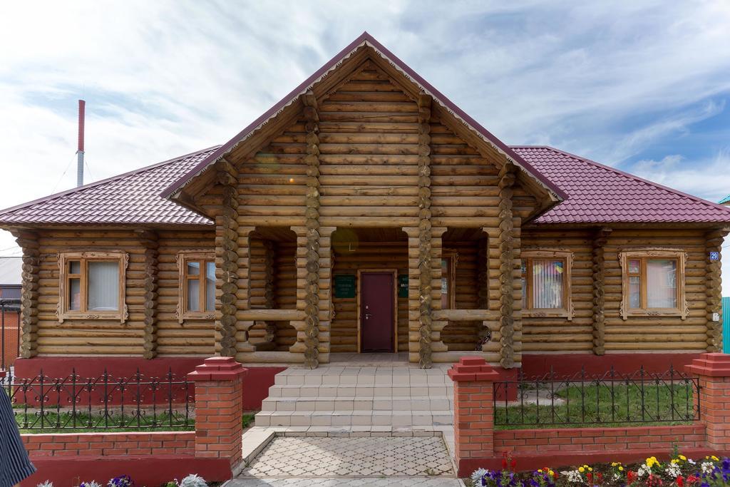 Фото №3878. Здание Краеведческого музея Тюлячинского муниципального района. 2014