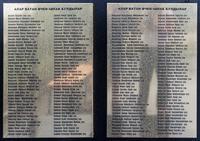 Список участников Великой Отечественной войны на Мемориальном комплексе. с.Большие Тиганы. 2014