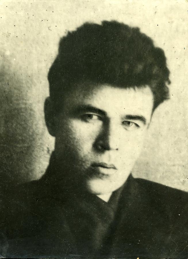 Фото №88464. Фото. Вахламов Г.Б.- участник Великой Отечественной войны. Директор Центрального музея ТАССР (1937-1941) 1930-е