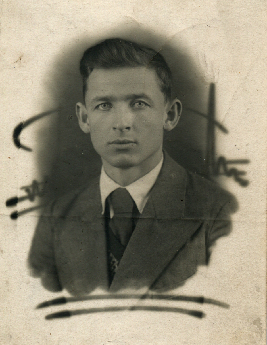 Фото №88519. Фото. Шамсутдинов Я.С.- участник Великой Отечественной войны. 1950-е