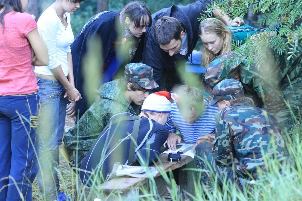 Фото №89158. Экспедиции по поиску и захоронению погибших солдат