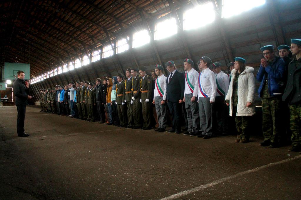 Фото №89183. Организация военно-спортивных соревнований «Равнение на Победу»