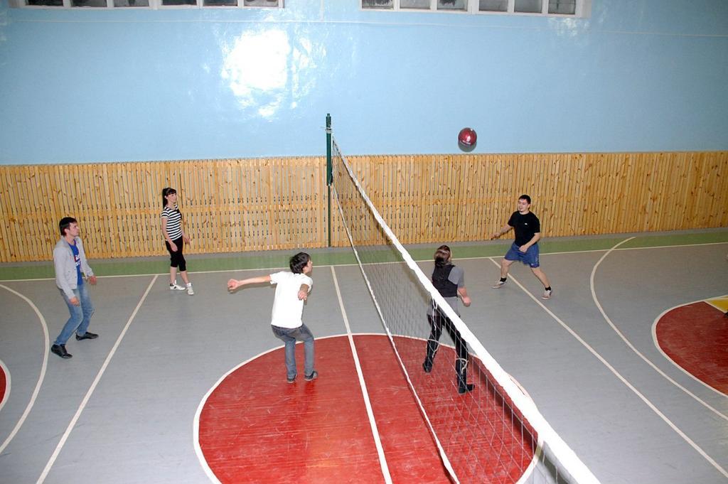 Спортивные тренировки ©Tatfrontu.ru Photo Archive