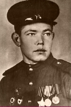 Фото. Чиж Р. В.- участник Великой Отечественной войны.1940-е ©Tatfrontu.ru Photo Archive