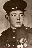 Фото. Чиж Р. В.- участник Великой Отечественной войны.1940-е