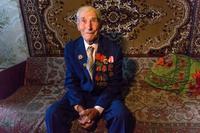Фото. Козлов В.П. (1918 г.р.) - участник Великой Отечественной войны. 2014
