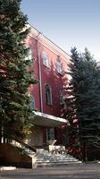 Фото. Вход в музей истории ОАО Казанский завод