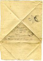 Письмо Чижу М.Н. май,1944