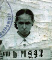 Фото. Серебрякова М. А. Концлагерь г. Волковыска. 1943