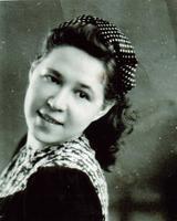 Серебрякова М. 1945 г., Казань