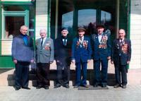 Фото. Ветераны-участники Великой Отечественной войны. п.г.т.Алексеевское. 2010-е годы