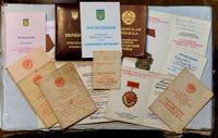 Документы Грачевой (Баркевич) Елизаветы Петровны. 1941-2010-е годы удалить