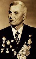 Фото. Герой Советского Союза А.М. Коваль. 1979