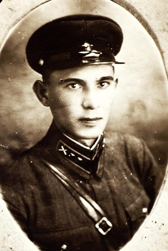 Фото №91815. Фото. Герой Советского Союза А.М. Коваль. 1941