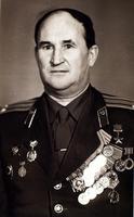 Фото. Герой Советского Союза М.В. Красавин. 1979