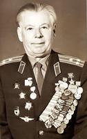 Фото. Герой Советского Союза М.В. Симонов. 1997