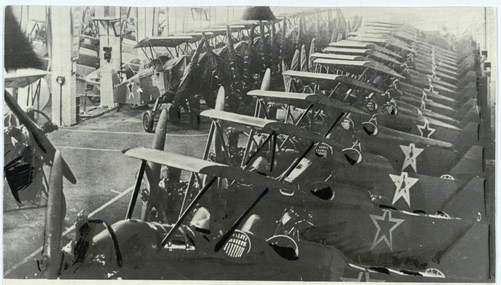 Фото №92959. Фото. Самолеты ПО-2 – продукция завода №387. 1943