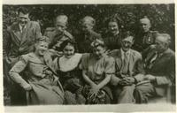 Фото. Татарские артисты на Северо-Западном фронте.. 1943