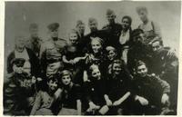 Фото. Татарские артисты на Брянском фронте. Июль 1943