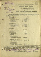 Письмо наркома легкой промышленности ТАССР. 23 августа 1941 года