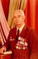 Мемориальная коллекция. Маликов Адип Маликович (1921-2009гг.)