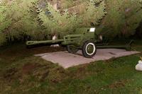 76 мм пушка ЗИС-3 - учебная. п.г.т.Алексеевское. 2014