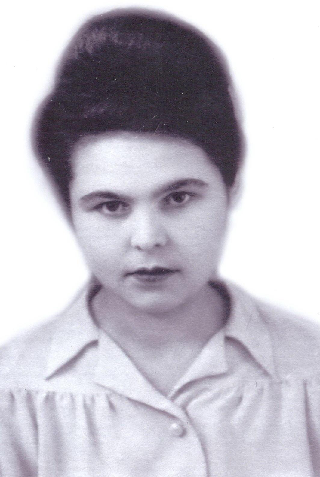 Александра борисовна левагина