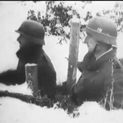 Embedded thumbnail for БОИ НА БОРОДИНСКОМ ПОЛЕ КАДРЫ НЕМЕЦКОЙ КИНОХРОНИКИ 1941 Г