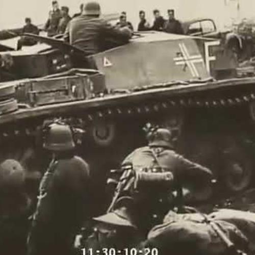 Embedded thumbnail for КАДРЫ КИНОХРОНИКИ НАЧАЛО ВОЙНЫ 1941Г