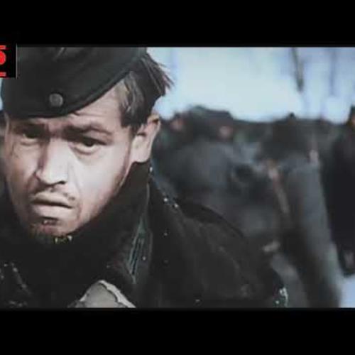 Embedded thumbnail for КАДРЫ БОЁВ ВТОРОЙ МИРОВОЙ ВОЙНЫ В ЦВЕТЕ BATTLE FRAMES OF THE SECOND WORLD WAR