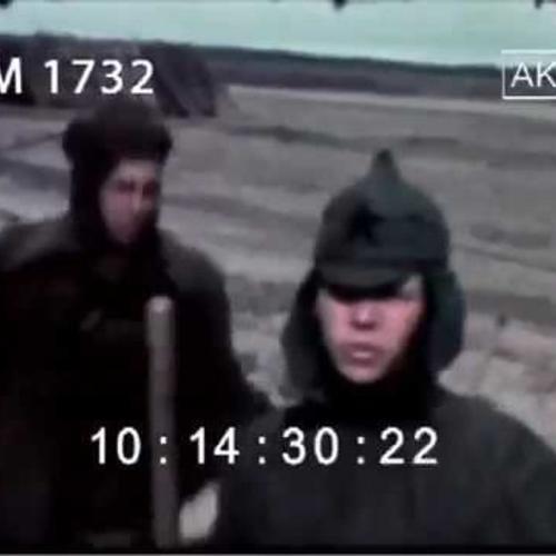 Embedded thumbnail for ПОД ЛЕНИНГРАДОМ НЕМЕЦКАЯ КИНОХРОНИКА